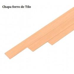 CHAPA FORRO TILO 0,6x7mm (...