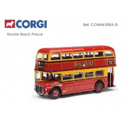 CORGI : Routemaster Black...
