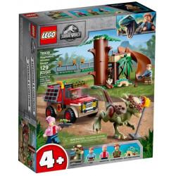 LEGO Jurasic : Huida del...