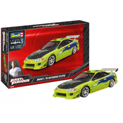REVELL : FAST & FURIOUS...