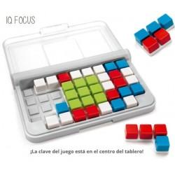 SMART GAMES : IQ FOCUS