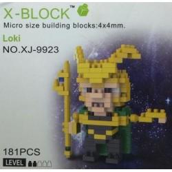 X-BLOCKS : FIGURA DIOS DEL...