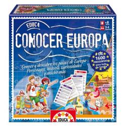 EDUCA : CONOCER EUROPA
