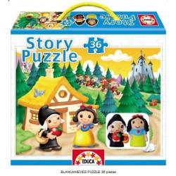 EDUCA : PUZZLE STORY -...