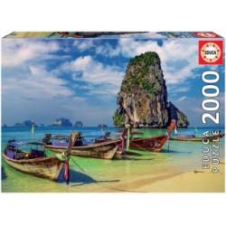EDUCA :  2000 KRABI, TAILANDIA