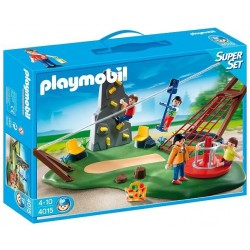PLAYMOBIL : SUPERSET PARQUE...