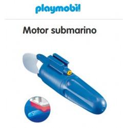 PLAYMOBIL : Motor Submarino