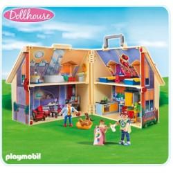 PLAYMOBIL : Casa de Muñecas...