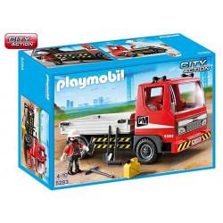 PLAYMOBIL : Camión de...