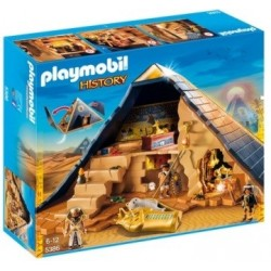 PLAYMOBIL : PIRAMIDE DEL...