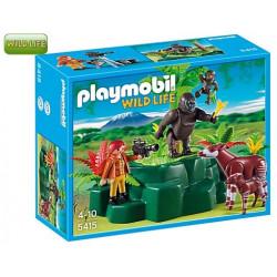 PLAYMOBIL : Gorias y Okapis...