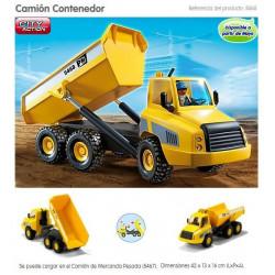 PLAYMOBIL : Camión Contenedor