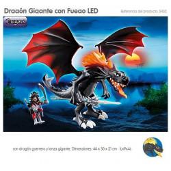 PLAYMOBIL : Dragon Gigante...