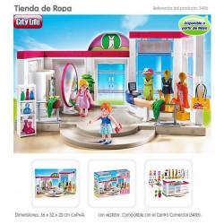 PLAYMOBIL : Tienda de Ropa