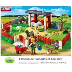 PLAYMOBIL : ESTACION DE...