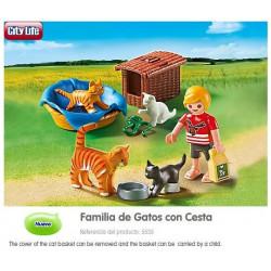 PLAYMOBIL : FAMILIA DE...