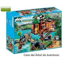 PLAYMOBIL : Casa del Arbol...