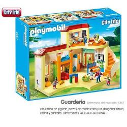 PLAYMOBIL : GUARDERIA