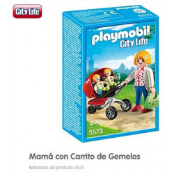 PLAYMOBIL : Mama con...