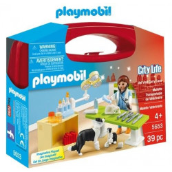 PLAYMOBIL : MALETIN...