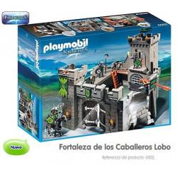 PLAYMOBIL : FORTALEZA DE...
