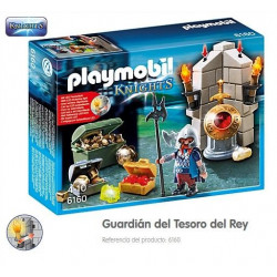 PLAYMOBIL : GUARDIAN DEL...