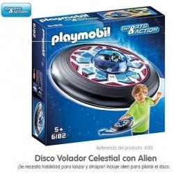 PLAYMOBIL : Disco Volador...