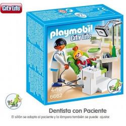 PLAYMOBIL : Dentista con...