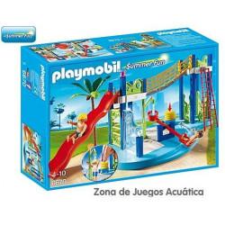 PLAYMOBIL : Zona de Juegos...