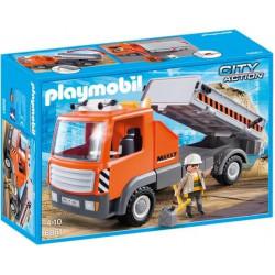 PLAYMOBIL : Camion Contenedor