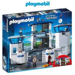PLAYMOBIL : COMISARIA DE...