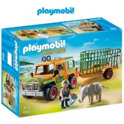 PLAYMOBIL : CAMION CON...