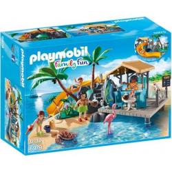 PLAYMOBIL : ISLA RESORT