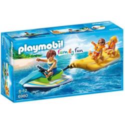PLAYMOBIL : MOTO DE AGUA...