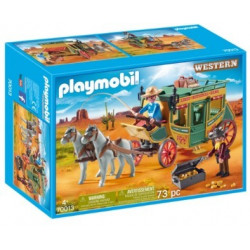 PLAYMOBIL : Diligencia