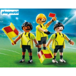 PLAYMOBIL : Arbitros