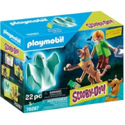 PLAYMOBIL : Scooby doo &...