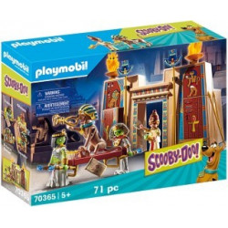 PLAYMOBIL : Scooby doo...