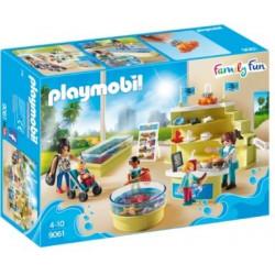 PLAYMOBIL : Tienda del Acuario