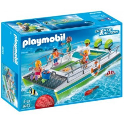 PLAYMOBIL : Barco Vistas...