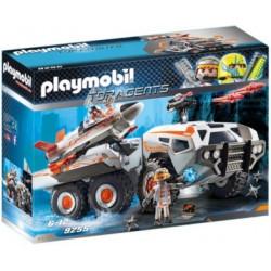 PLAYMOBIL : Camión Spy Team