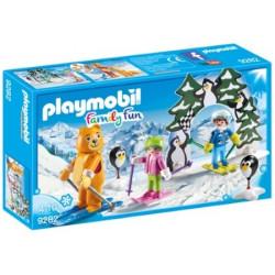 PLAYMOBIL : Escuela de Esquí