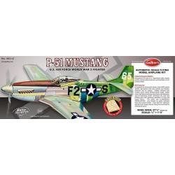 GUILLOWS : MUSTANG  P-51...
