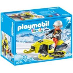 PLAYMOBIL : Moto de Nieve