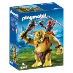 PLAYMOBIL : Trol Gigante...
