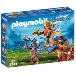 PLAYMOBIL : Rey de los Enanos