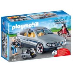 PLAYMOBIL : Coche Civil de...
