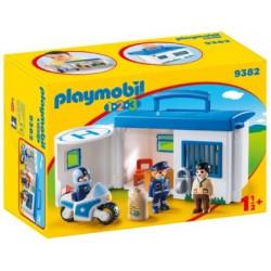 PLAYMOBIL : 1.2.3 Comisaría...