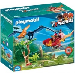 PLAYMOBIL : THE EXPLORERS :...