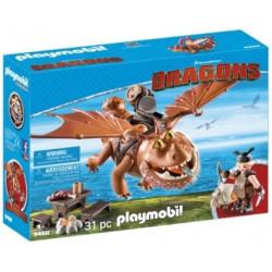 PLAYMOBIL : DRAGONS :...